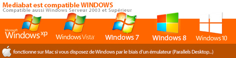 Compatibilite windows