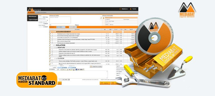 Mediabat version Standard